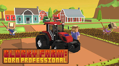 1 blocky farm corn professional - Blocky Farm Corn Professional Mod Apk indir v1.2.65