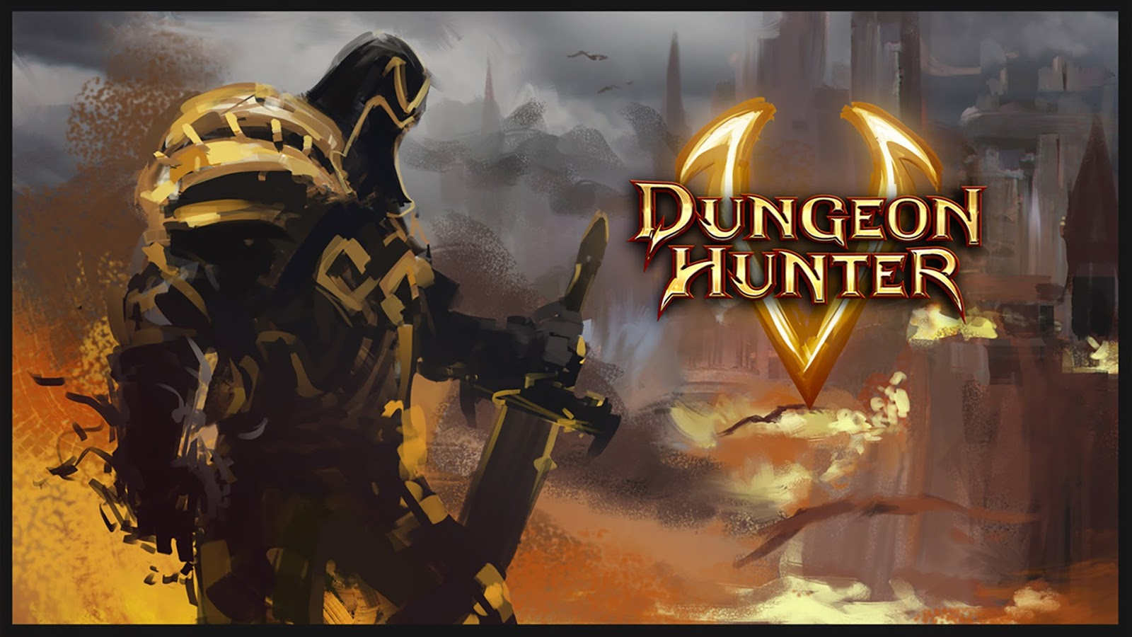 dungeon hunter 5 - Dungeon Hunter 5 Mod Apk indir Para Hileli v2.6.2b