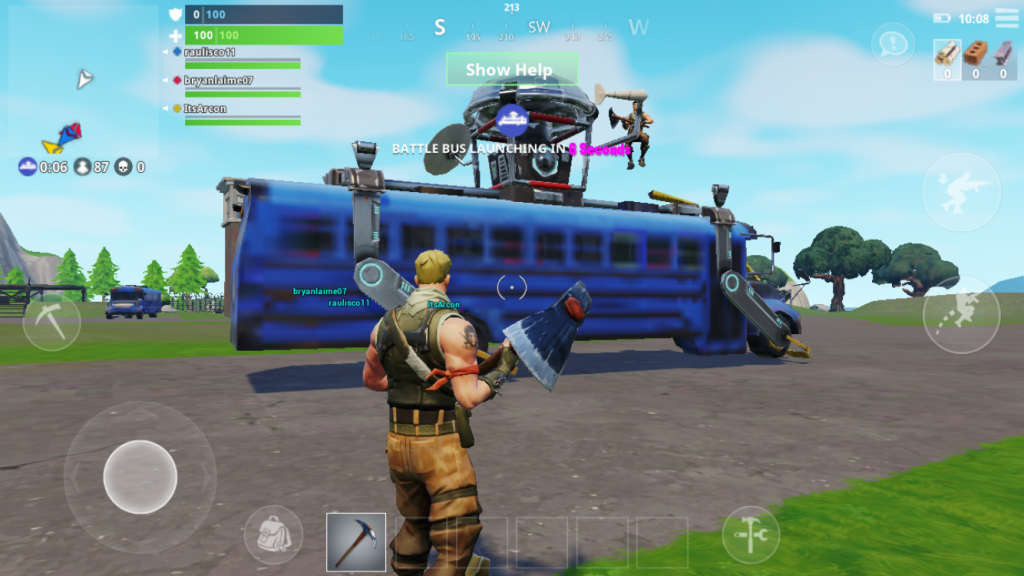 Fortnite Mobile 2 1024x576 1024x576 - Fortnite Mobile Apk indir - Full v13.00.0
