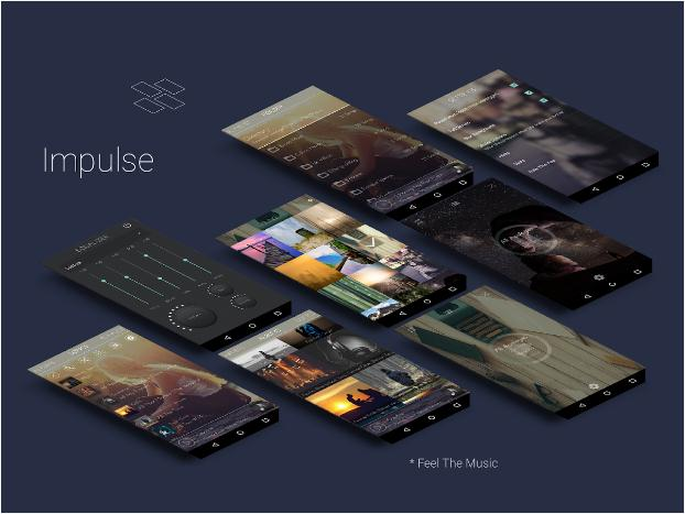 Impulse Music Player Pro - Impulse Music Player Pro Full Apk indir v3.0.1
