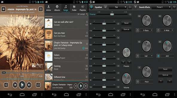 JetAudio Music Player Plus APK Full - JetAudio Music Player +EQ Plus Full Apk indir v9.7.1
