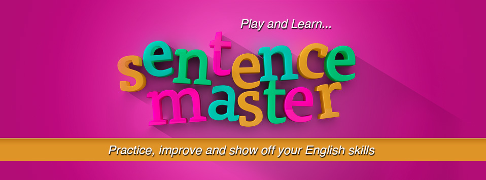 banner sentence master - Learn English Sentence Master Full Apk indir v1.3