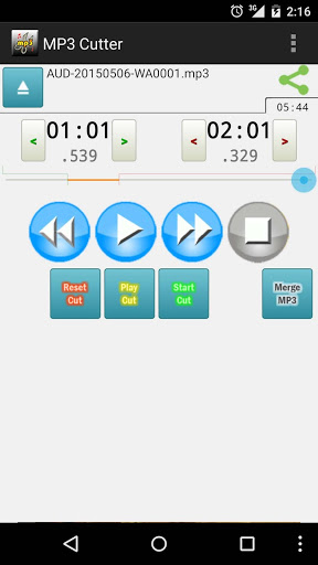 com.beka .tools .mp3cutterpro 2 1 - MP3 Cutter Pro Full Apk indir MP3 Kesici v3.14