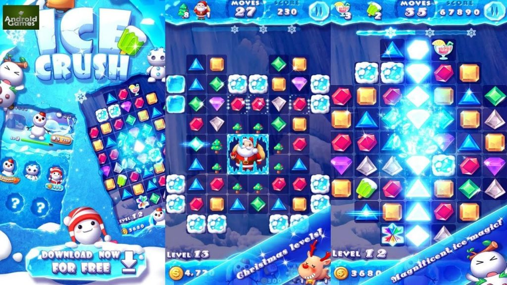 maxresdefault 16 1 1024x576 - Ice Crush Mod Hileli Full Apk indir v3.4.7