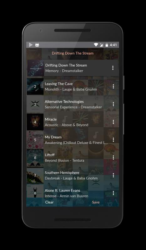 screen 2 2 - Impulse Music Player Pro Full Apk indir v3.0.1