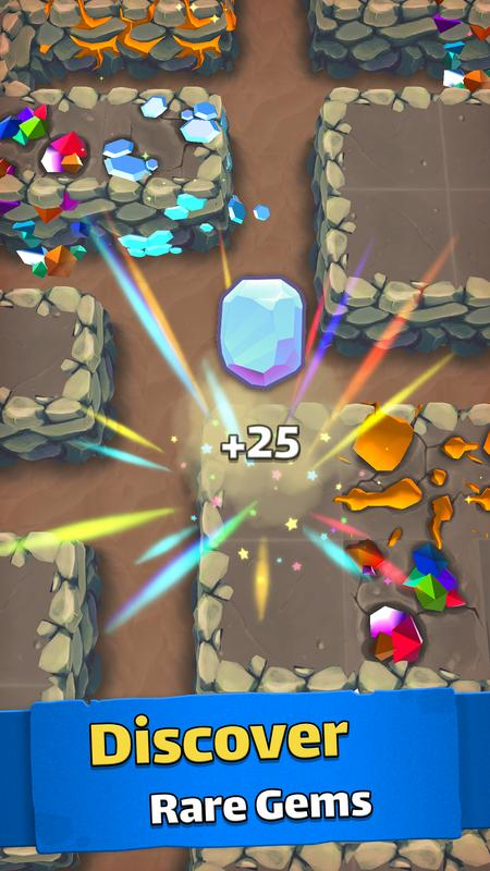 screen 3 2 - Magic Brick Wars Mod Hileli Full Apk indir v1.0.22