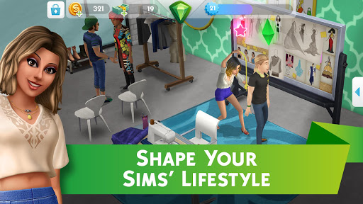 the sims mobile apk indir - The Sims Mobile Apk indir - Para Hileli Mod v17.0.1.77526
