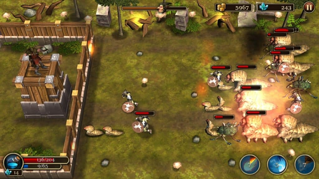 three defenders 2 ranger 183 1024x576 - Three Defenders 2 - Rangers Mod Hileli Apk indir v1.3.5