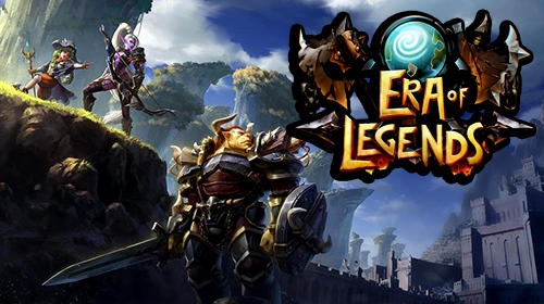 1 era of legends fantasy mmorpg in your mobile - Era of Legends Mod Hileleri Full Apk v1.0.15