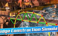bridge construction simulator mod apk 200x125 - Bridge Construction Simulator Mod Apk - Kilitler Açık v1.2.7