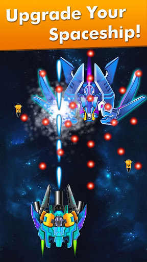 galaxy attack alien shooter apk indir - Galaxy Attack: Alien Shooter  Apk indir - Para Hileli Mod v21.1