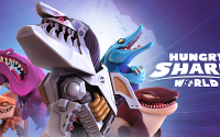 hungry shark world mod apk 200x125 - Hungry Shark World Apk indir - Para Hileli Mod v3.8.0