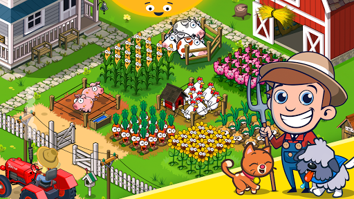idle farming empire - Idle Farming Empire Apk indir - Para Hileli Mod v1.41.0