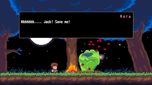 jackquest the tale of the sword - JackQuest: The Tale of the Sword Full Apk v1.1.0
