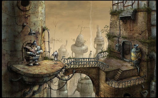 machinarium apk indir - Machinarium Full Apk v2.5.6