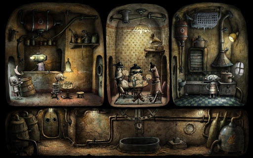 machinarium - Machinarium Full Apk v2.5.6