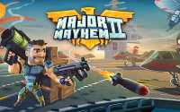 major mayhem 2 apk indir 200x125 - Major Mayhem 2 Mod Apk - Para Hileli v1.150.20190317