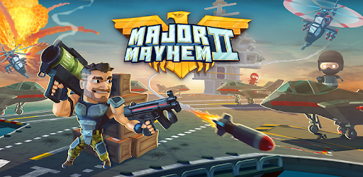 major mayhem 2 apk indir - Major Mayhem 2 Mod Apk - Para Hileli v1.150.20190317
