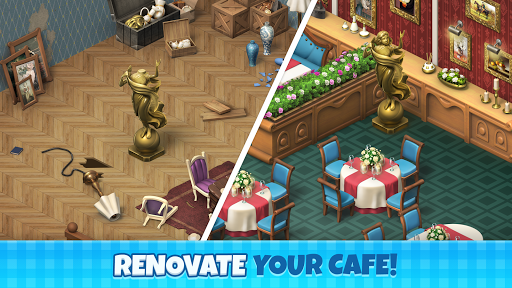 manor cafe - Manor Cafe Apk indir - Para Hileli Mod v1.46.5