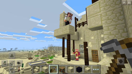minecraft pocket edition apk indir - Minecraft Pocket Edition Apk indir - Mega Hileli Mod v1.16.20.52
