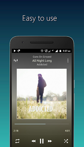 poweraudio plus music player indir - PowerAudio Plus Music Player Full Apk v7.1.9
