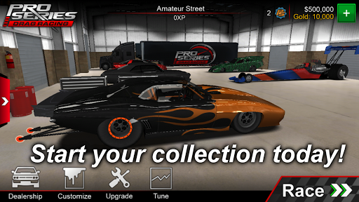 pro series drag racing apk indir - Pro Series Drag Racing Mod Apk - Para Hileli v2.20