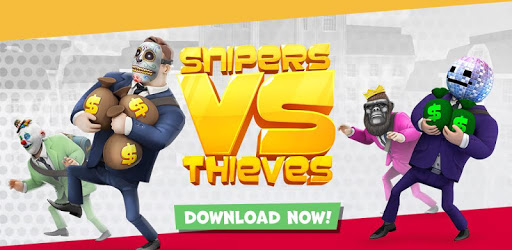 snipers vs thieves mod apk - Snipers vs Thieves Apk indir - Mermi Hileli Mod v2.11.38077