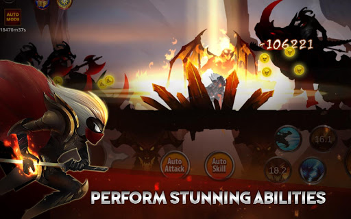 stickman legends shadow wars - Stickman Legends: Shadow War Apk indir - Para Hileli Mod v2.4.8
