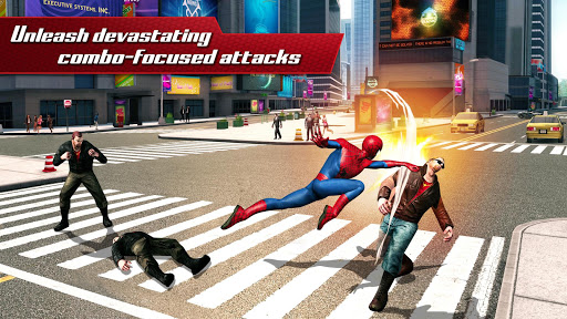 the amazing spiderman 2 apk indir - The Amazing SpiderMan 2 Apk indir - Para Hileli Mod v1.2.8d