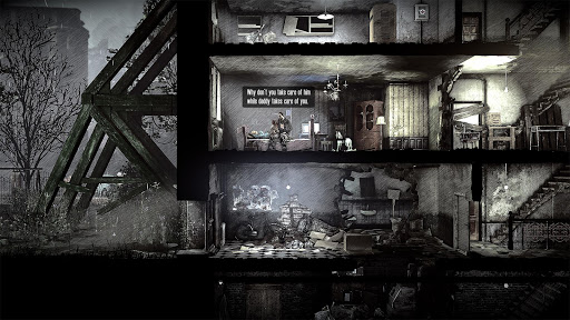 this war of mine stories fathers promise - This War of Mine: Stories - Father's Promise Full Apk v1.5.5 b111