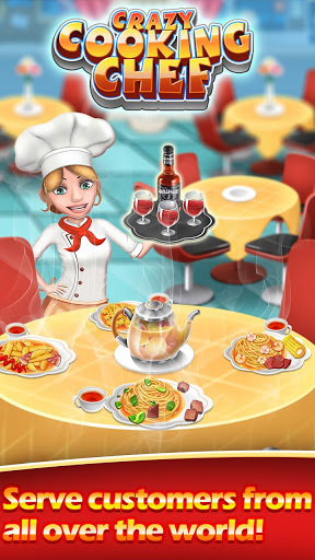 cooking chef - Cooking Town Apk indir - Para Hileli Mod v11.9.5017