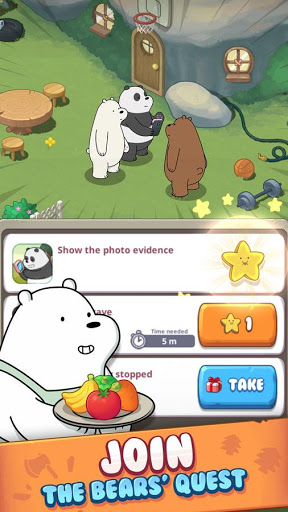 we bare bears match3 repairs apk indir - We Bare Bears Match3 Repairs Apk indir - Mega Hileli Mod v1.2.15