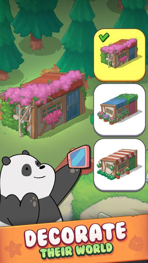 we bare bears match3 repairs indir - We Bare Bears Match3 Repairs Apk indir - Mega Hileli Mod v1.2.15