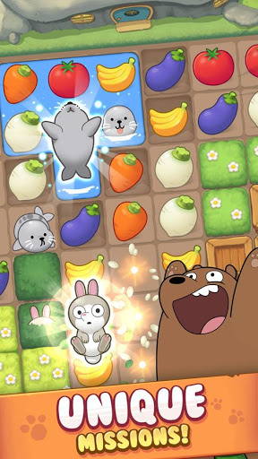 we bare bears match3 repairs - We Bare Bears Match3 Repairs Apk indir - Mega Hileli Mod v1.2.15