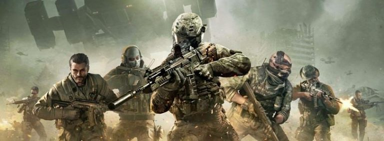 call of duty mobile full apk 768x283 - Call of Duty: Mobile Apk indir - Full v1.0.8