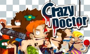 crazy doctor mod apk 1 300x180 - Dino Hunter: Deadly Shores Apk indir - Para Hileli Mod v3.5.9