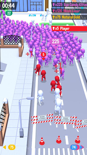 crowd city indir - Crowd City Apk indir - Kilitsiz Mod v1.7.6