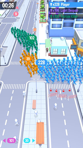 crowd city - Crowd City Apk indir - Kilitsiz Mod v1.7.6