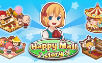 happy mall story mod apk 200x125 - Happy Mall Story: Sim Game Apk indir - Para Hileli Mod v2.3.1