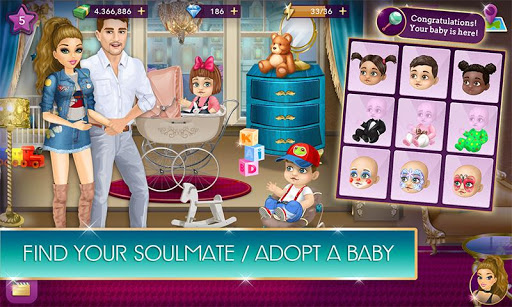 hollywood story apk indir - Hollywood Story Apk indir - Para Hileli Mod v9.5.2