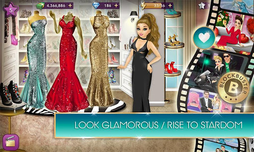 hollywood story indir - Hollywood Story Apk indir - Para Hileli Mod v9.2