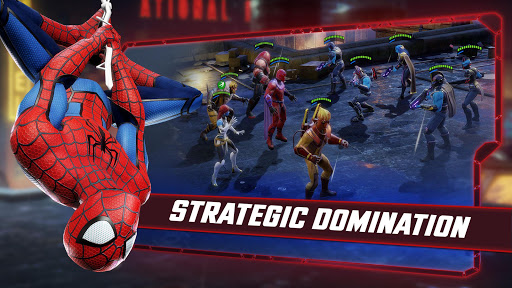 marvel strike force apk indir - MARVEL Strike Force Apk indir - Enerji Hileli Mod v3.10.0
