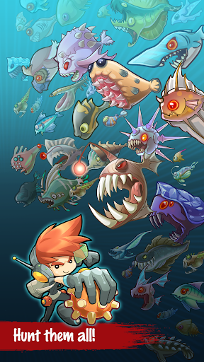 mobfish hunter apk indir - Mobfish Hunter Apk indir - Para Hileli Mod v3.8.6