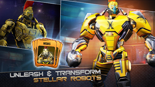 real steel world robot boxing indir - Real Steel World Robot Boxing Apk indir - Para Hileli Mod v50.50.115