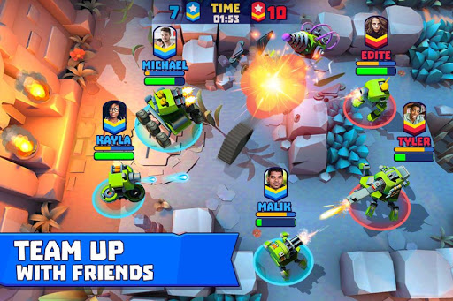tanks a lot apk indir - Tanks A Lot! Apk indir - Mermi Hileli Mod v2.45