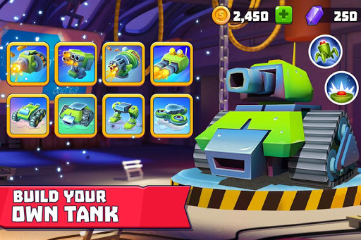 tanks a lot indir - Tanks A Lot! Apk indir - Mermi Hileli Mod v2.45