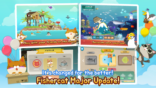 the fishercat apk indir - The Fishercat Apk indir - Para Hileli Mod v3.1.2