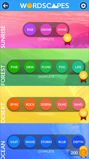 wordscapes indir - Wordscapes Apk indir - Para Hileli Mod v1.5.1