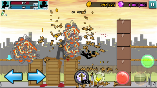 anger of stick 5 apk indir - Anger of Stick 5: Zombie Apk indir - Para Hileli Mod v1.1.15
