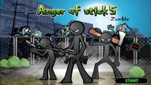 anger of stick 5 hile 300x169 - Rope Hero: Vice Town Apk indir - Para Hileli Mod v4.2